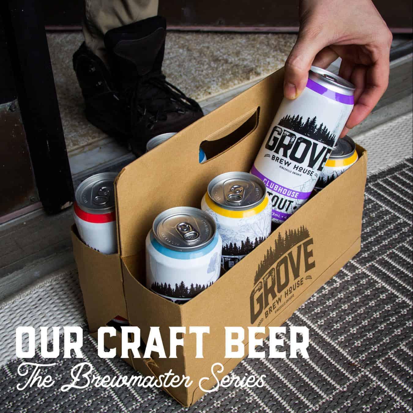 craft brewery kingsville ontario