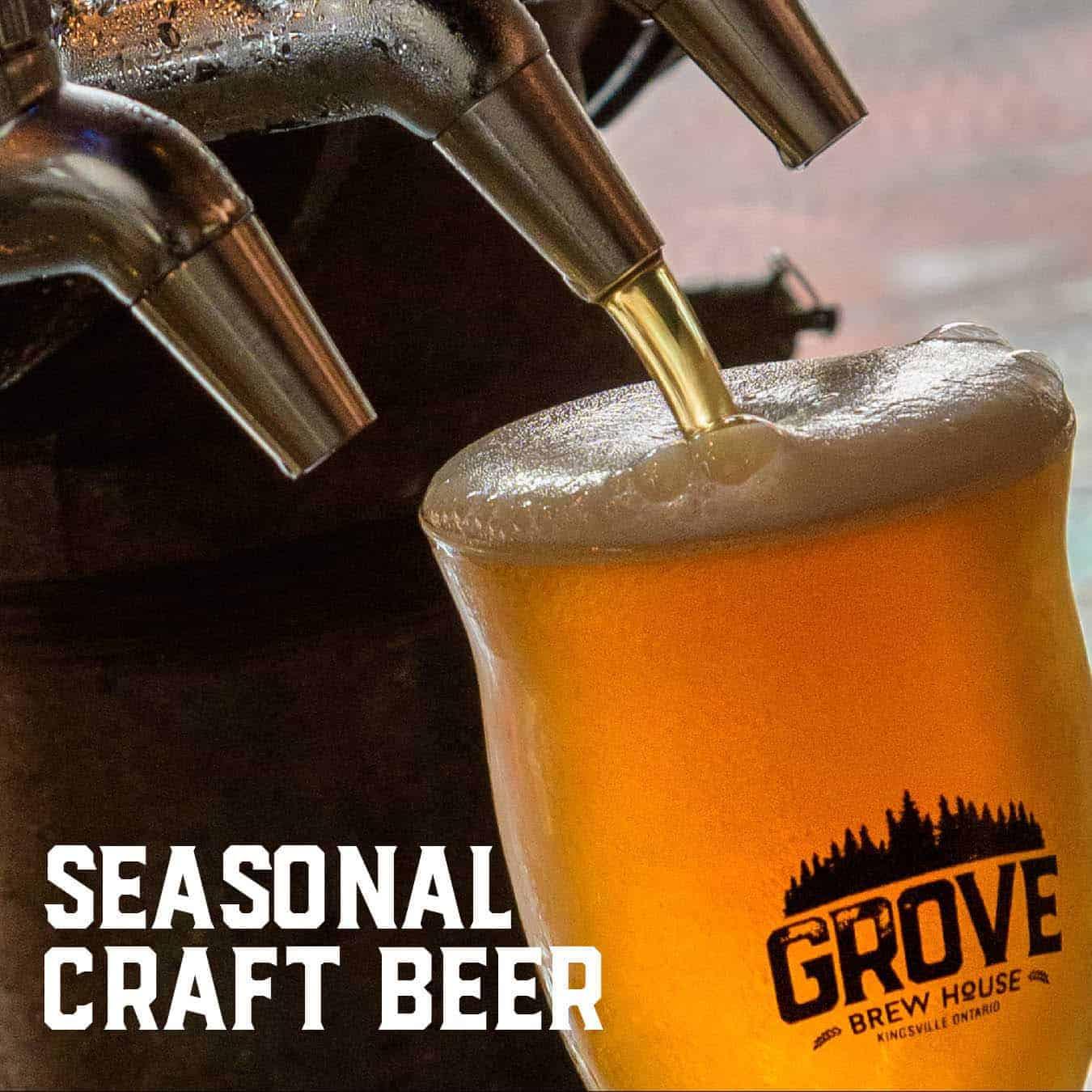 craft beer kingsville ontario