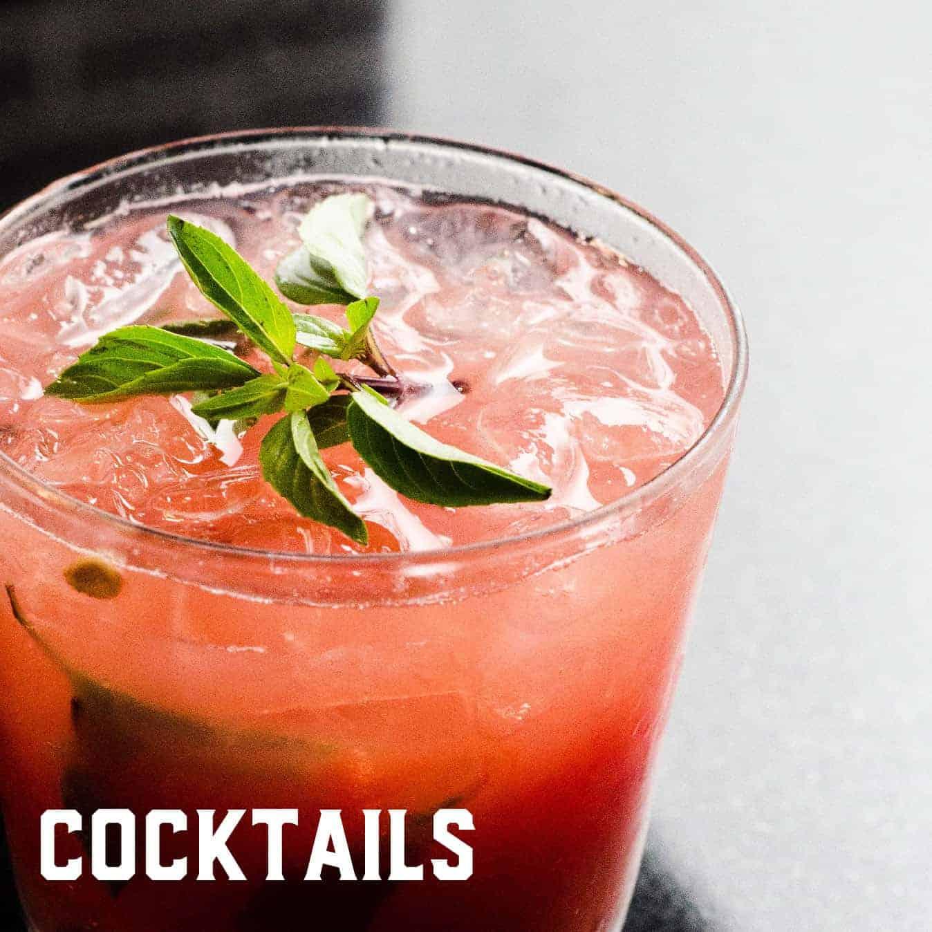 craft cocktails kingsville ontario